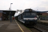 SNCF 67512 arrives into Molsheim with 831753 1801 Barr - Strasbourg
