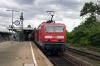 DB 143106 departs Esslingen with 22029 1352 Stuttgart HB - Tubingen