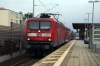 DB 112178 at Hamburg Tonndorf with 21324 1538 Hamburg HB - Bad Oldesloe