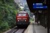 DB 218314/342 arrive into Hamburg Damtor with IC2191 1156 Westerland (Sylt) - Frankfurt HB