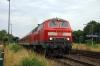 DB 218452 departs Salzgitter-Ringelheim with 14063 0748 Hannover HB - Bad Harzburg