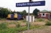 277004 runs round a freight at Salzgitter-Ringelheim