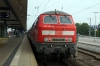 DB 218450 at Hildesheim with 14064 0845 Bad Harzburg - Hannover HB