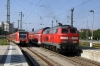 DB 218423 departs Munich Ost with 25718 0920 Dorfen - Munich HB