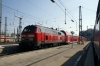 DB 218419 at Munich HB with 25715 1146 Munich HB - Dorfen