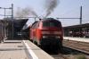 DB 218419 departs Munich Ost with 25715 1146 Munich HB - Dorfen