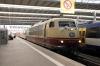 DB 103245 at Munich HB having arrived with IC2301 0615 Nurnberg - Munich HB