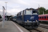 On hire to Alex, SVG 2143018 Immenstadt having arrived with Alex train 84177 1813 Oberstdorf - Immenstadt
