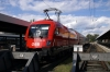 OBB 1016008 waits departure from Lindau (DB) with 5589 1427 Lindau - Bludenz