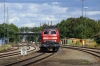 DB 218409 arrives into Ravensburg with 4209 1212 Ulm HB - Lindau