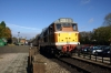 31563 at Rothley with the 1100 Loughborough GCR - Leicester North