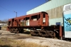 Alco DL537 A9109 at Athens Lefka Works - abandoned part way through its overhaul
