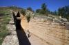 Treasury of Atreus, near Mycenae, Greece