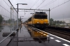 NS 1767 arrives into Elst with IC3631 0819 Zwolle - Roosendaal