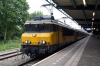 NS 1766 at Deventer with IC3632 0921 Roosendaal - Zwolle