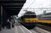 NS 1741 arrives into Deventer with IC145 1101 Amsterdam Central - Berlin Ost