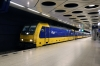 NS 186019 at Schiphol Airport with ICD914 0655 Amsterdam Central - Breda