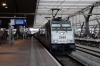 SNCB 186183(2861) waits at Rotterdam Central with IC9248 1452 Amsterdam Central - Brussels Midi