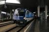 OBB Railjet 1216237 at Wien Hbf with RJ77 1242 Praha Hlavni Nadrazi - Graz Hbf