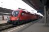 OBB 1116148 at Wien Meidling with REX7614 1130 Bratislava Petzalka - Deutschkrutz