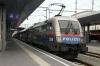 OBB Railjet 1116250 waits departure from Graz Hbf with RJ554 0725 Graz Hbf - Wien Hbf