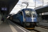 OBB Railjet 1216236 at Graz Hbf with RJ76 1025 Graz Hbf - Praha Hlavni Nadrazi