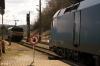 MAV 470008 at Spiefeld Strass waiting to be shunted off EC151 0755 Wien Hbf - Ljubljana by SZ 363005