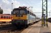 MAV 431191 at Zalaegerszeg with 953 1603 Zalaegerszeg - Budapest Deli