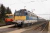 MAV 431002 at Zaleagerszeg with 9523 1646 Zalaegerszeg - Celldomolk