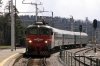 SZ 342025 arrives into Postojna with MV482 1155 Rijeka - Ljubljana