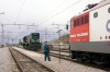 SZ 664120 drops onto SZ 342025 at Rakek to work MV482 1155 Rijeka - Ljubljana to Borovnica