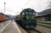 SZ 664120 is removed from MV482 1155 Rijeka - Ljubljana at Borovnica; SZ 342025 would work it forward