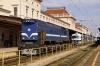 HZ 2044012 shunts off its train at Zagreb Glavni Kolodvor having arrived with 3013 1213 Varazdin - Zagreb GK
