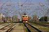 HZ 1142015 arrives into Sesvete with 2018 1133 Vinkovci - Zagreb GK