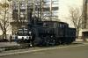 HZ steam loco 125052 at Zagreb Glavni Kolodvor