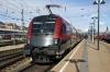 OBB Railjet 1116209 at Wien Westbahnhof with RJ66 1310 Budapest Keleti - Munich Hbf