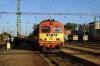 MAV 418197 arrives into Celldomolk with 18807 0642 Szombathely - Kaposvar