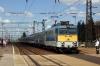 MAV 431230 at Kiskunfelegyhaza with IC762 1053 Budapest Nyugati - Szeged