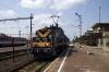 MAV 460035 at Kiskunfelegyhaza with 7124 1436 Kiskunfelegyhaza - Szeged
