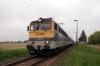 MAV 433308 departs Bolhas with 8215 1327 Gyekenyes - Dombovar