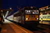 MAV 630027 waits departure from Szombathely with the booked Saturday 630 turn 9041 2117 Szombathely - Celldomolk