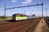 GySev 430326 arrives into Boba with 9006 1430 Budapest Deli - Szombathely