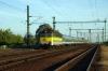 GySev 430327 arrives into Boba with 906 1630 Budapest Deli - Szombathely