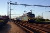 MAV 431134 departs Boba with 901 1807 Szombathely - Budapest Deli