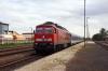 GySev 651008 departs Repcelak with IC910 0610 Budapest Keleti - Szombathely