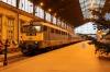 MAV 431195 at Budapest Nyugati after arrival with 6205 1003 Zahony - Budapest Nyugati