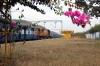 BNDM WDM3D 11146 at Singupur Road with 18006 0415 Jagdalpur - Howrah