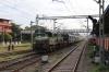 GOC WDG3A 13539 arrives into Quillon Jn with 16101 1700 (P) Chennai Egmore - Quillon Jn