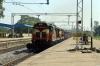 VSKP WDG3A's 14523/14547 run into Muniguda with a freight
