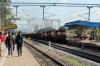 VSKP WDG3A's 13078/14518 run through Muniguda with a freight